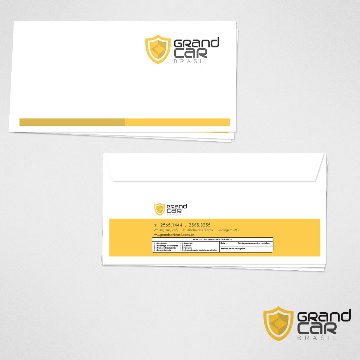 GRAND CAR_Envelope Ofício_Preview